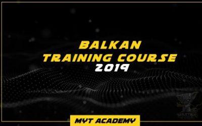 Training videos 2019 ( BALKAN VERSION)